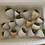 Thumbnail: Gold and white chocolate strawberries (12+)