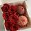 Thumbnail: Hot Chocolate Sweet Box + Roses