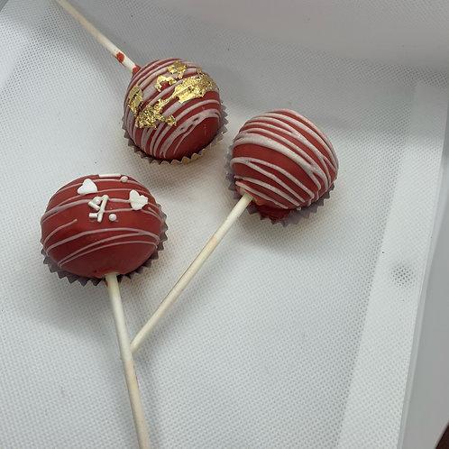 Cake Pops (set of 6)