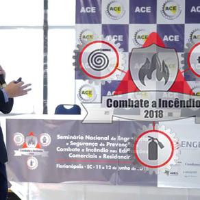 Um evento que marcou a história de combate a incêndios no Brasil