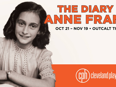 Rehearsals Begin: The Diary of Anne Frank