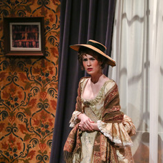 As Kate in She Stoops to Conquer