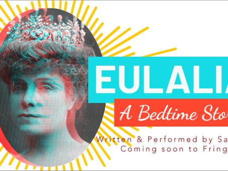 Eulalia at the NYC Fringe