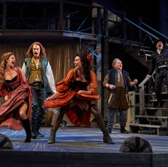 As Molly (R) in Shakespeare in Love.