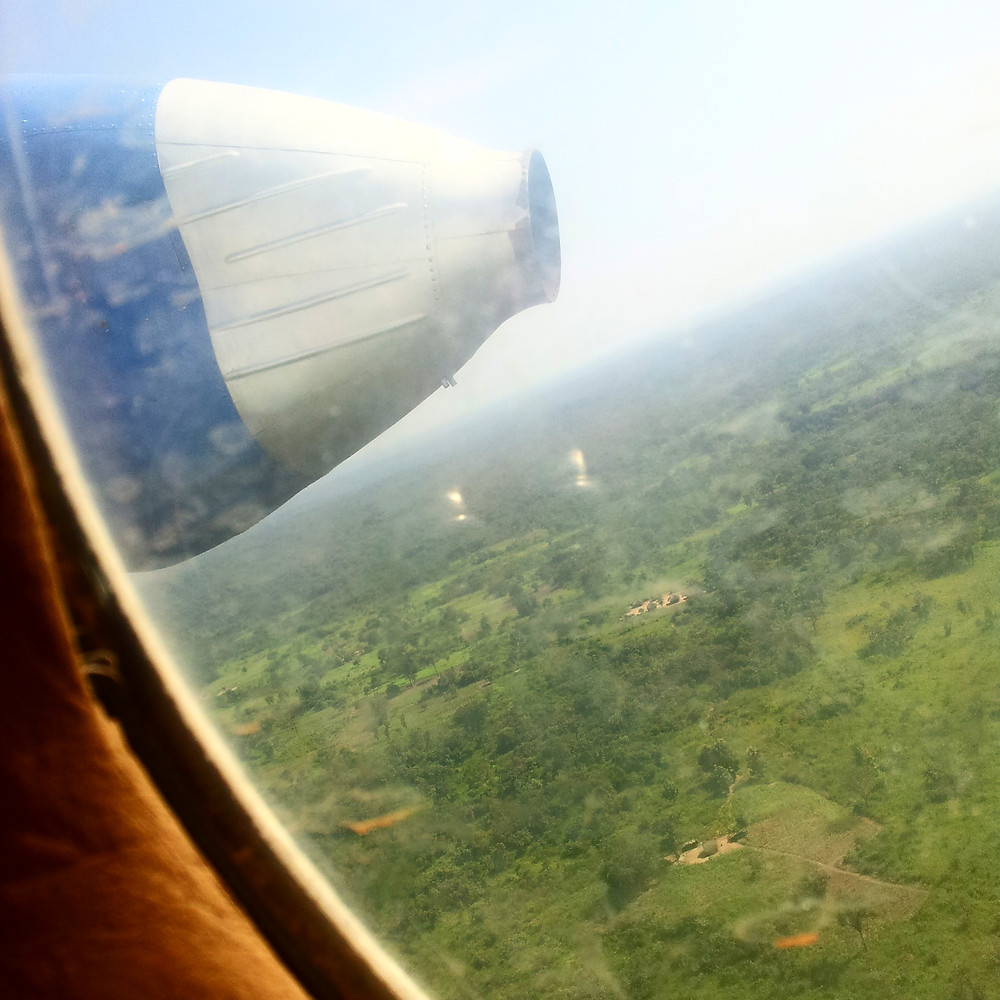 Up in air over Yei in 2015