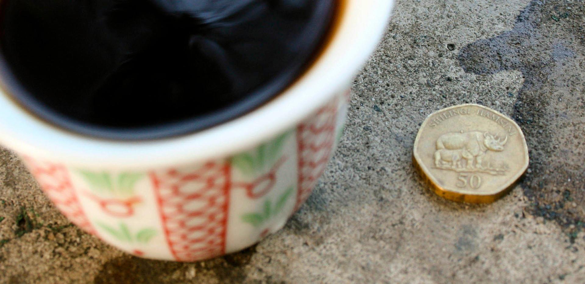 coffee to stay in uhuru park in tanga