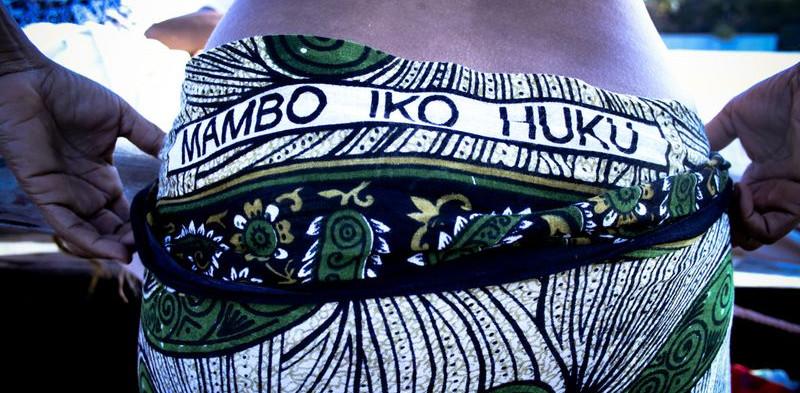 mambo iko huku = the good stuff is here