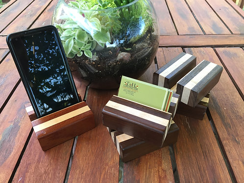 Business card /Cell phone stand
