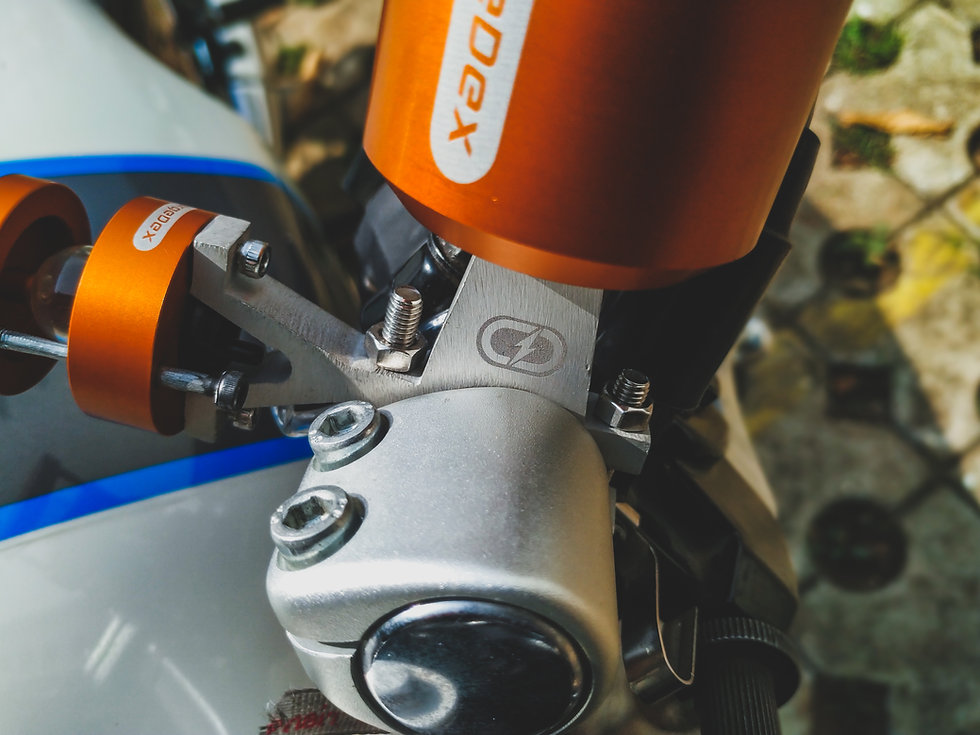 ChargeDex Chain Oiler 3.0 Mounts