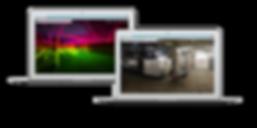 ブラウザベースでストリートビューライクかつ大規模点群をタブレットでも閲覧可能
