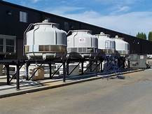 How to restart cooling towers prior to resumption of business?