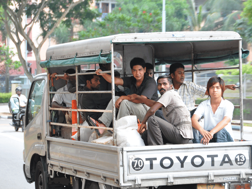 How to implement Safe Management Measures when ferrying workers?