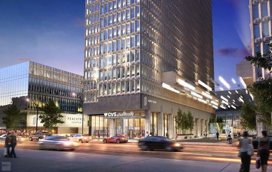 [RENDERINGS] THE MALL AT PEACHTREE CENTER TO BECOME 'THE HUB'