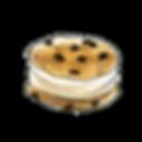 254737 - chip chocolate cookie cream des