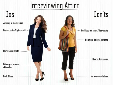 Be Interview Review! Find out how Dynasty Fashion can help prepare you for success...
