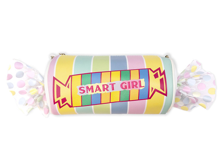 Smart Girl Pastel Candy Handbag