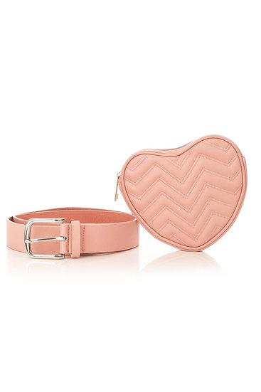 Heart Belt/Fanny Pack Purse