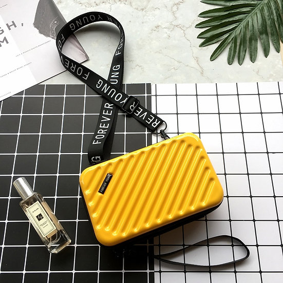 Clutch Mini Box Bag
