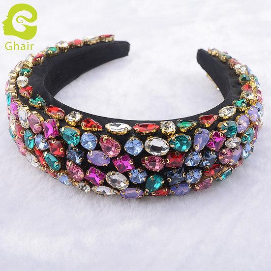 Rhinestone Diamond Headband