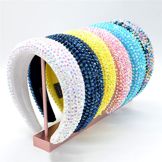 Crystal Rhinestone Headband