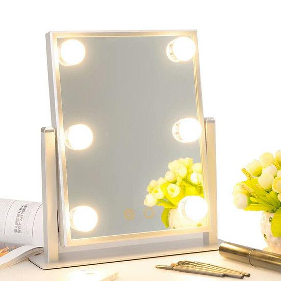 LED Desktop Smart Mirror