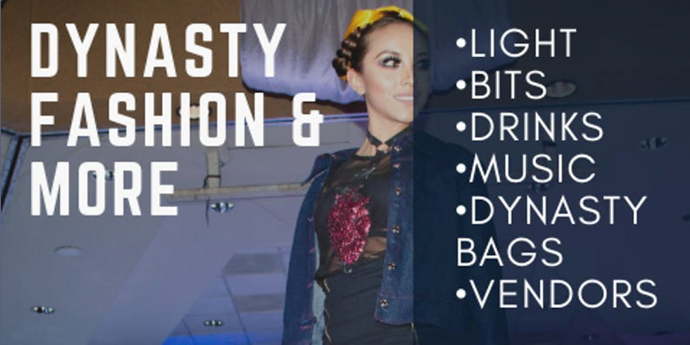 DYNASTY Fashionshow & Launch Party