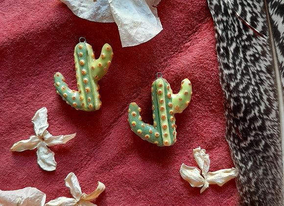 Cactus Pendant Beads