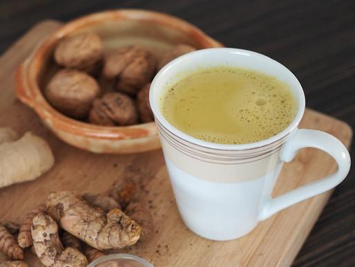 Homemade Turmeric Latte Recipe