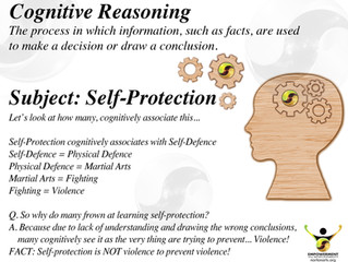 Is Self-Protection Guilty by Association?