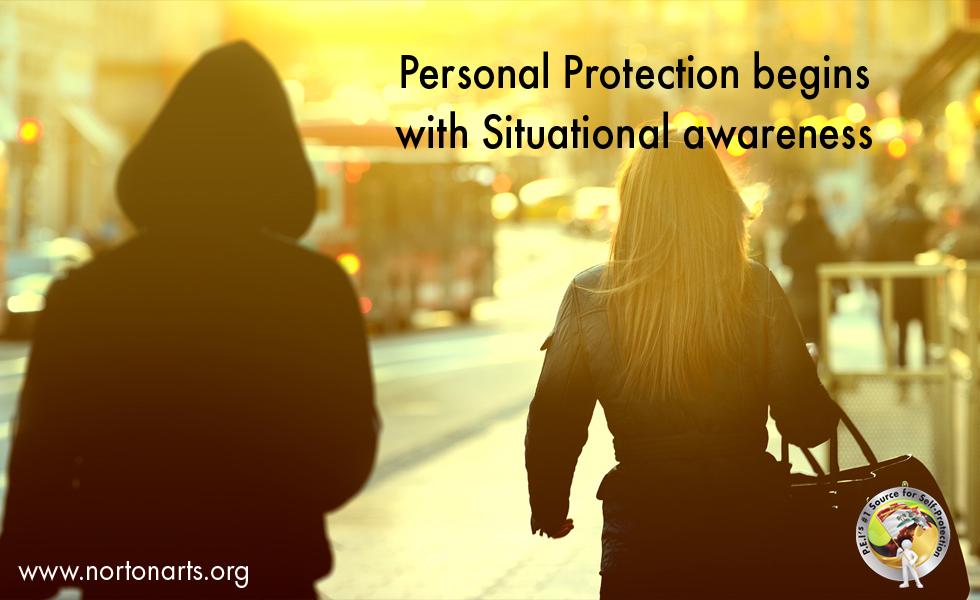 Norton Arts Self-Protection Awareness PE