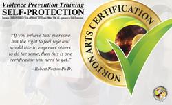 Norton Arts Certified Instructor PEI