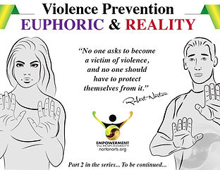 Norton Arts Violence Prevention Blog