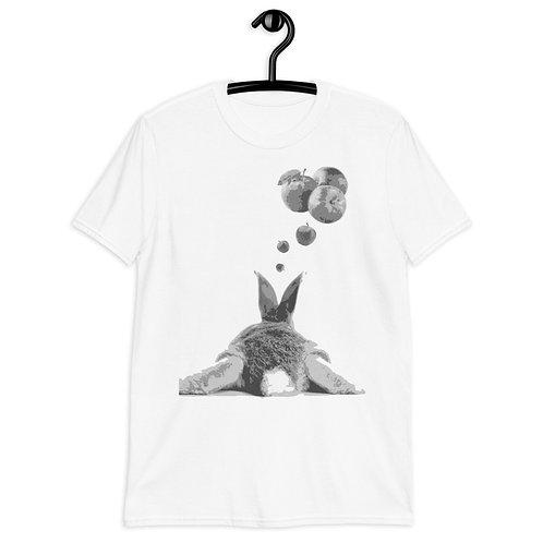 Mela Lover Bunny -- Maglietta Unisex