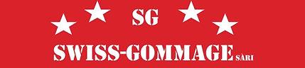 Swiss Gommage - Agim Jusufi - Logo entreprise