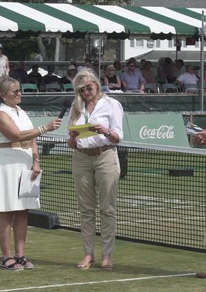 Jon Epstein Spirit of Tennis Award