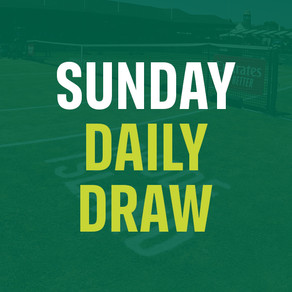 This is the Sunday Daily Draw