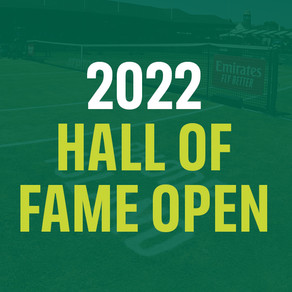 2022 Hall of Fame Open Information