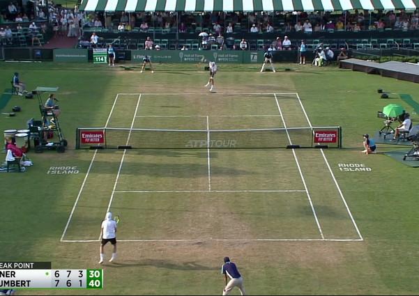 Singles Semifinals Highlights