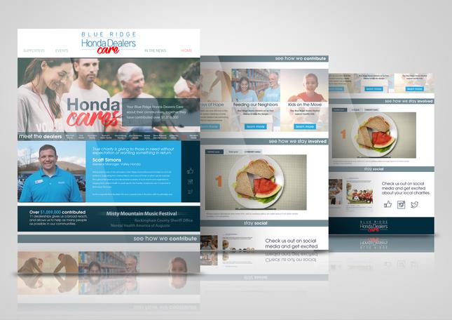 """Maine Honda Dealer association """"Honda Cares"""""""