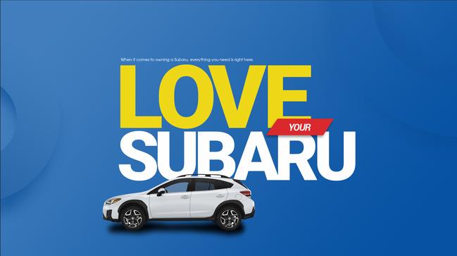 One Subaru