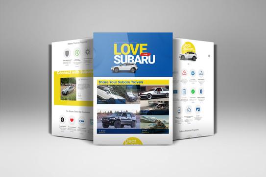One Subaru Customer Loyalty site