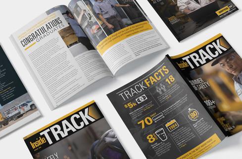 Inside Track Quarterly Magazine