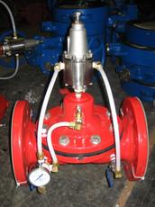SS316 pilot Pressure Relief Valve