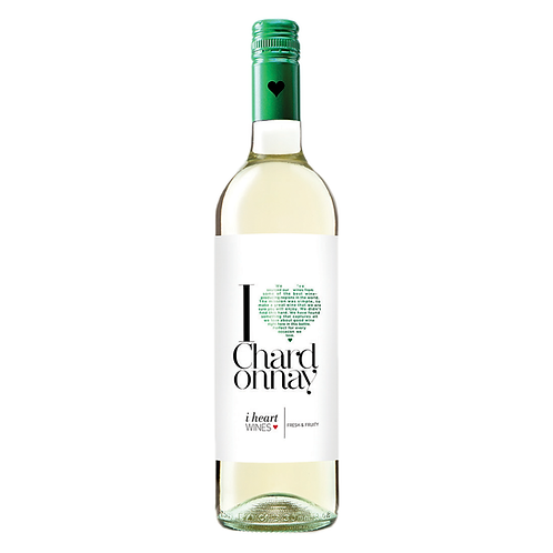 i heart Chardonnay 6x75CL