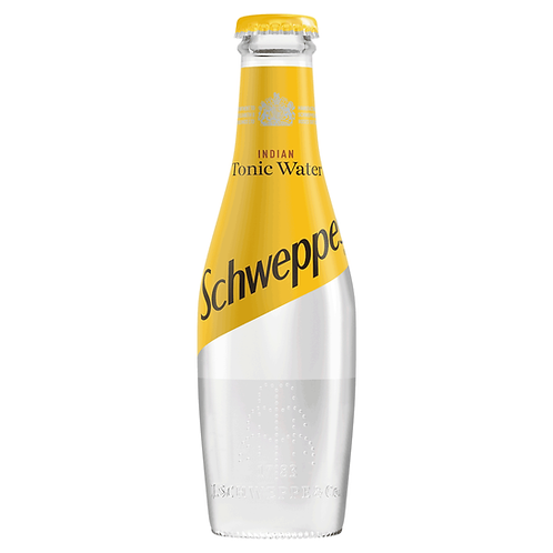 Schweppes Tonic Water 24x200ml NRB