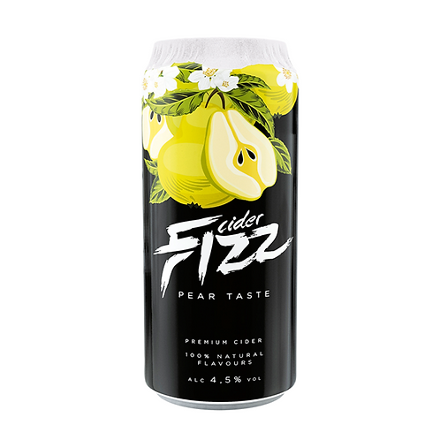 Fizz Pear Cider CAN 24x500ml