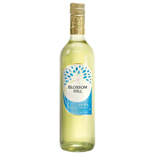 Blossom Hill White Crisp & Fruity 6x75CL