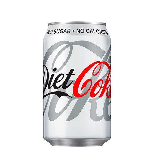 Coca Cola Diet Coke CAN 24x330ml