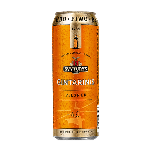 Svyturys Gintarinis CAN24x568ml
