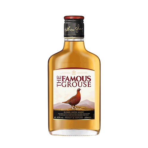 The Famous Grouse Blended Scotch Whisky 48x20cl